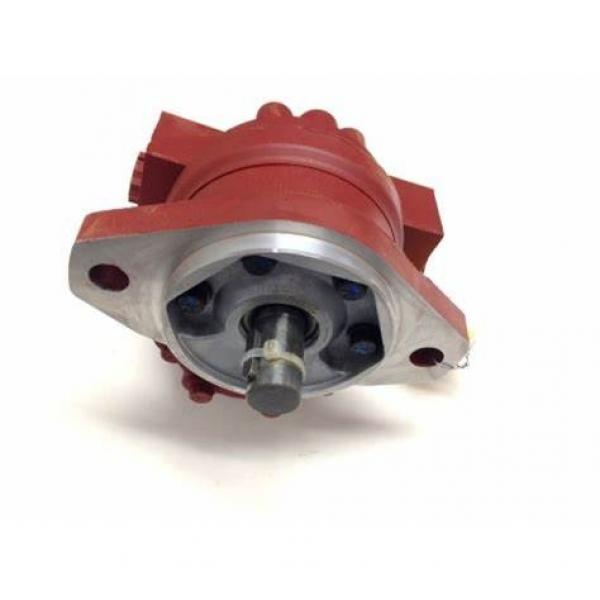 Rexroth Hydraulic Axial variable piston pump A7VO Series in open circult #1 image