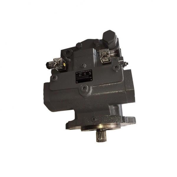 Rexroth hydraulic pump, A10VO45 hydraulic pump, excavator main pump #1 image
