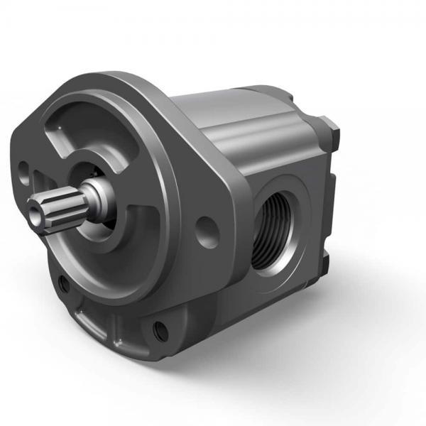 Parker F11 Series Hydraulic Motor F12-110-Mf-IV-K-0000 #1 image