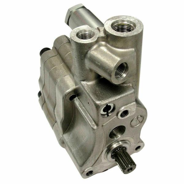 Hydraulic drive motor for John Deere zero turn mower Parker TG0280US080AAX1 (DMA210218) #1 image